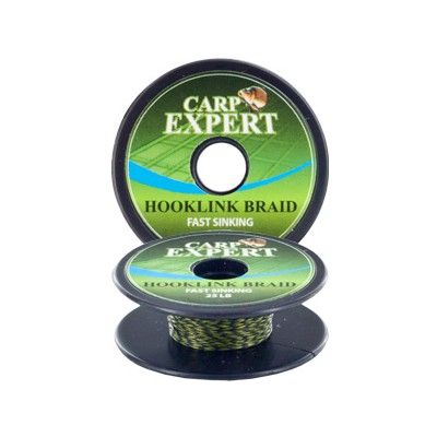 CXP FAST SINKING 15LBS CAMOU GREEN 10M